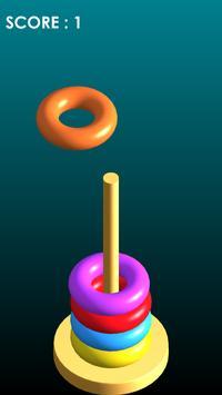 Ring Game - Rings Stack apk screenshot