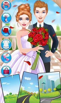 Wedding MakeupSalon Makeover 2 screenshot 4