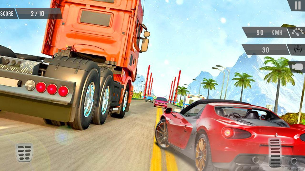 Driving Racing Car >> Traffic Racer Highway Car Driving Racing Game For Android