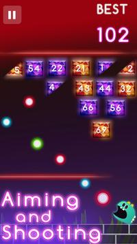 Balls Bounce Bricks Breaker screenshot 2