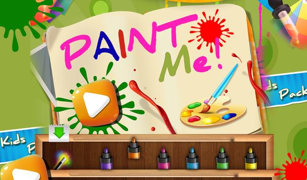 Paint Me Kids Painting Game APK Download Free Casual GAME for