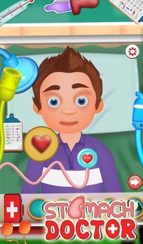 Stomach Doctor - Kids Game apk screenshot