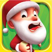 Santa running Dash Adventure icon