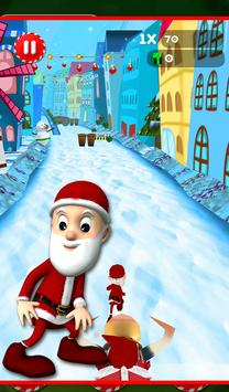 Santa running Dash Adventure screenshot 3