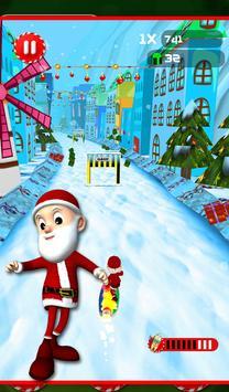 Santa running Dash Adventure screenshot 4