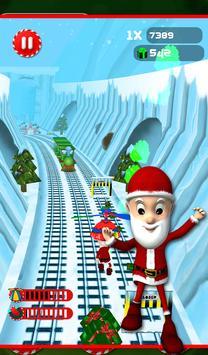 Santa running Dash Adventure screenshot 7