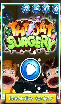 Throat Surgery apk screenshot