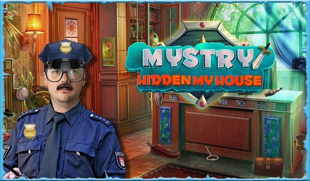 Mystery Hidden My House poster