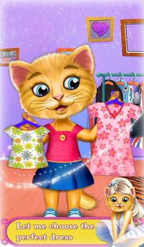 My Sweet Baby Kitty Care screenshot 5