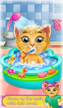 My Sweet Baby Kitty Care screenshot 9
