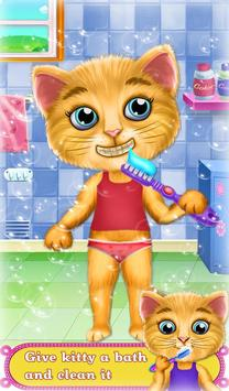 My Sweet Baby Kitty Care screenshot 2