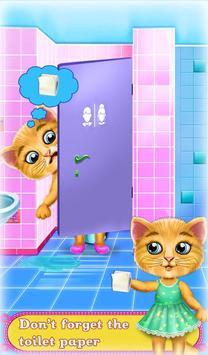 My Sweet Baby Kitty Care screenshot 3
