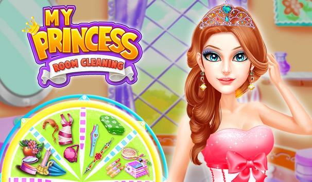 My Princess Room Cleaning screenshot 10