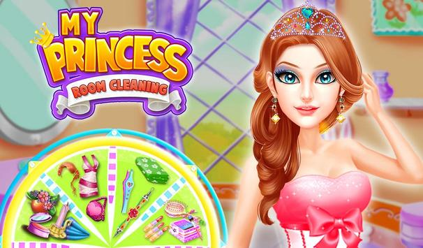 My Princess Room Cleaning screenshot 5