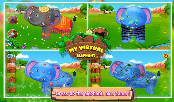 My Virtual Elephant screenshot 2