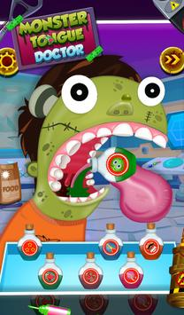 Monster Tongue Doctor screenshot 2