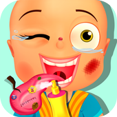 Baby Tongue Doctor icon