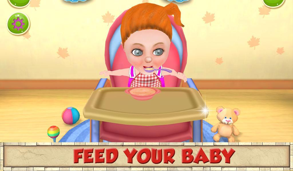 Roblox Be A Baby In A Daycare Game Baby Girl Day Care Games For Android Apk Download