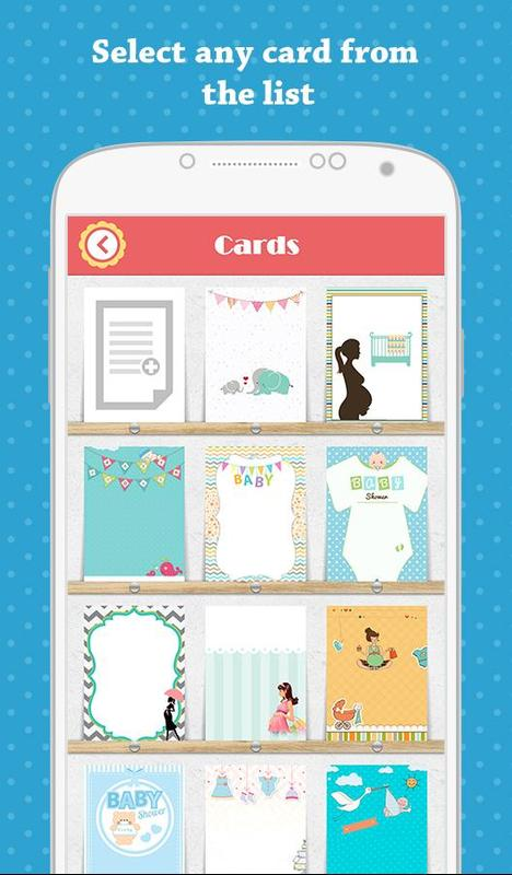 baby shower invitation apk download free photography app for