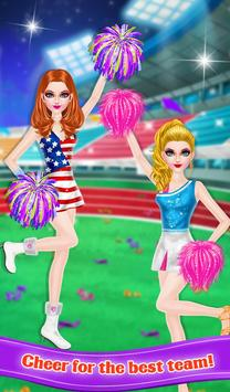Cheer Leader Fashion Doll poster