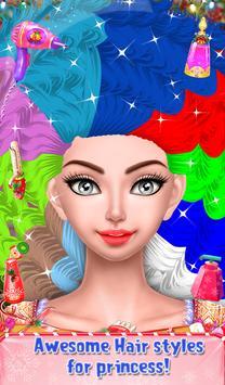 Christmas Doll Makeover Salon screenshot 13