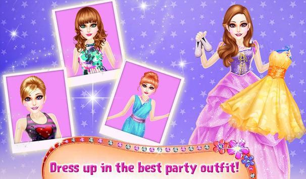 Color Storm Party Makeover screenshot 4