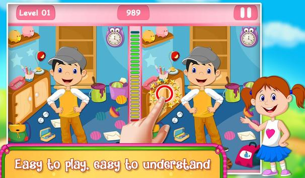 Find The Differences For Kids screenshot 10