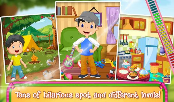 Find The Differences For Kids screenshot 1