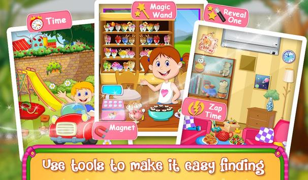Find The Differences For Kids screenshot 3