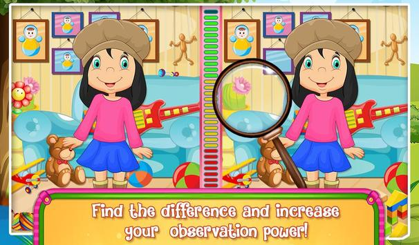 Find The Differences For Kids screenshot 7