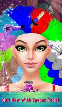 Halloween Scary Girl Makeover apk screenshot