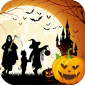 Happy Halloween Cards 2015 icon