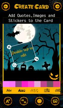 Happy Halloween Cards 2015 apk screenshot
