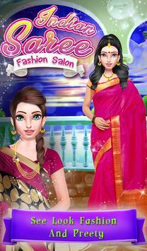 Indian Saree Fashion Salon screenshot 13