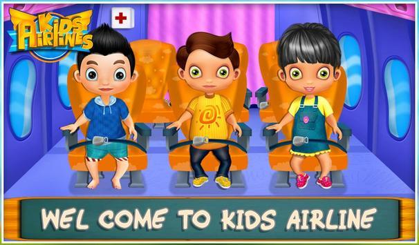 Kids Airline Ekran Görüntüsü 6