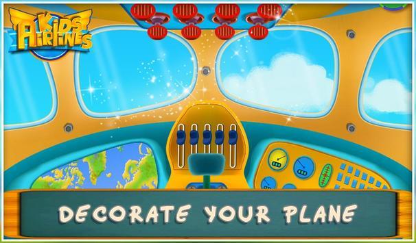 Kids Airline Ekran Görüntüsü 1