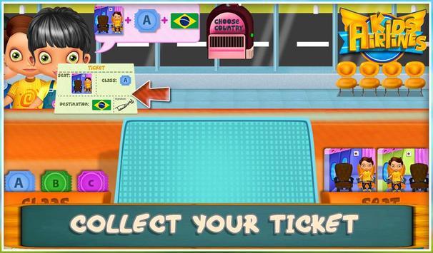 Kids Airline Ekran Görüntüsü 2