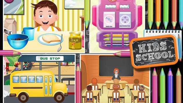 ... Kids School - Games for Kids apk screenshot ...