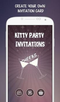 Kitty party invitations apk baixar grtis fotografia aplicativo kitty party invitations cartaz stopboris Images