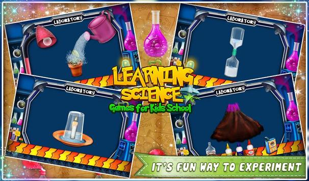 Learning Science Kids School apk screenshot