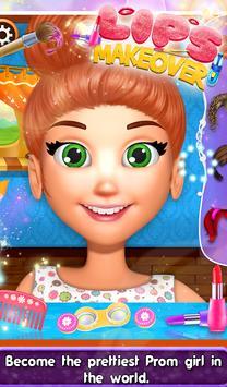 Lips Makeover apk screenshot