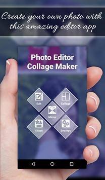 Picture Editor Collage Maker poster