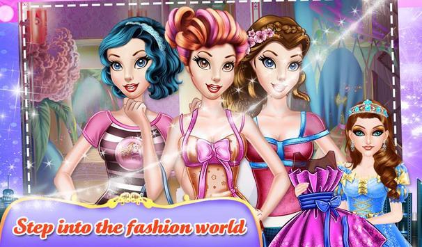 Princess Doll Fashion Makeover screenshot 9