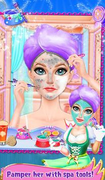 Princess Makeover Salon Girls screenshot 15