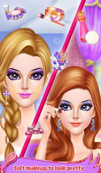 Princess Makeover Salon Girls screenshot 16