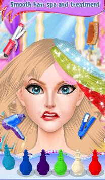 Princess Makeover Salon Girls screenshot 12