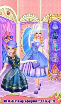 Princess Makeover Salon Girls screenshot 8