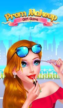 Prom Girl Fashion Salon poster