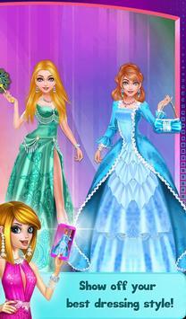 Prom Girl Fashion Salon apk screenshot