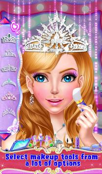Queen Makeup Fashion Salon スクリーンショット 1